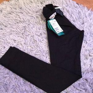 Big Girls black H&M leggings